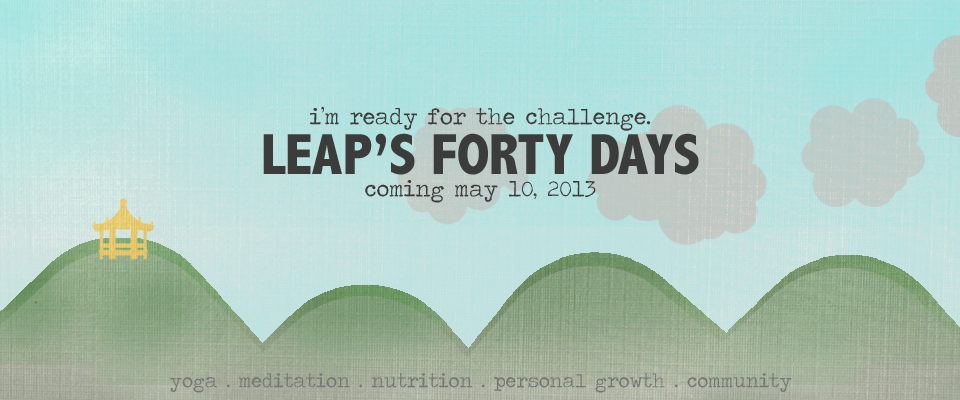 Leap's 40 Days